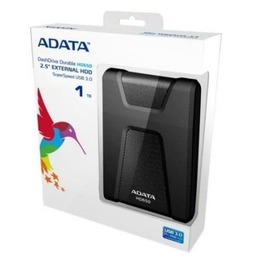 ADATA Durable HD650 2.5inch 1TB USB3.0 must, Rugged