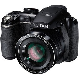 Fujifilm FinePix S4500 Black