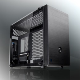 RAIJINTEK Ophion Evo, mini-ITX, glass window