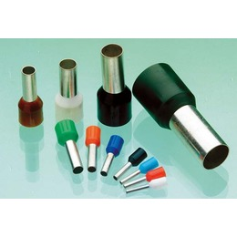 Elematic  Juhtmehülss 0,34mm², isoleeritud, Turquoise, L=6,0mm