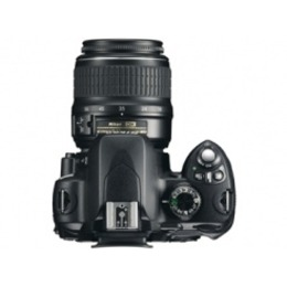 Nikon D60 18-55 II KIT