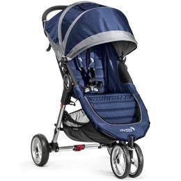 Baby Jogger jalutuskäru City Mini Cobalt/Gray mudel 2017