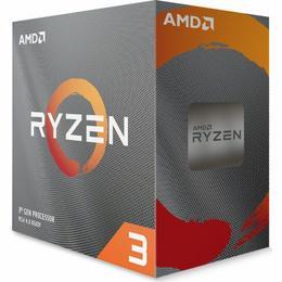 AMD Ryzen 3 3300X, 4C/8T, 3.80GHz, box