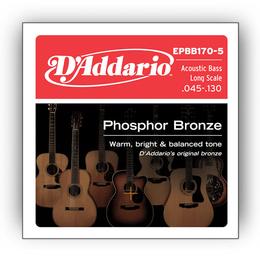 DAddario  EPBB170-5