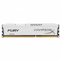 Kingston DDR3 4GB 1866MHz  CL10 DIMM HyperX Fury White Series