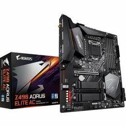 Gigabyte Socket 1200 Z490 Aorus elite AC
