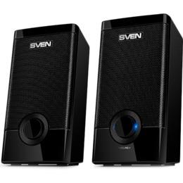 SVEN Speakers 318, black (USB) (SVEN-318)