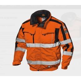 SirSafetySystem Kõrgnähtav talvejope 4-1-s Contender, oranž, S, Sir Safety System