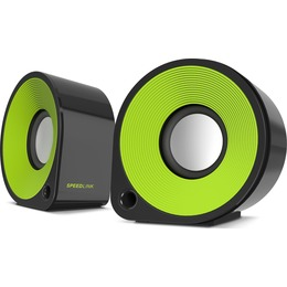 Speedlink  kõlarid Ellipz (SL-81000-BKGN), Green