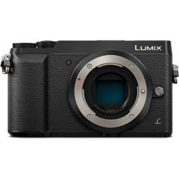 Panasonic  Lumix DMC-GX80 kere Black