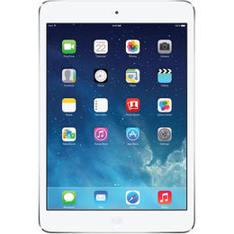 Apple  Kasutatud iPad Mini 2 (Retina Display) 16 GB Wi-Fi + Cellular (4G) Silver (Grade C)