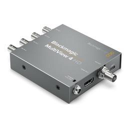 BlackmagicDesign MultiView 4 HD