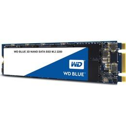 Western Digital  WD Blue 3D NAND SATA SSD WDS100T2B0B - SSD - 1TB - intern - M.2 2280 (M.2 2280) - SATA 6Gb/s (WDS100T2B0B)