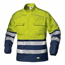 SirSafetySystem Kõrgnähtav multi jakk Supertech kollane/sinine 46, Sir Safety System