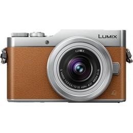 Panasonic Lumix DC-GX800 + 12-32mm Brown