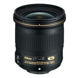 Nikon  AF-S 24mm F1,8G ED