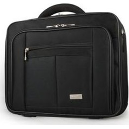 "Natec Laptop Bag BOXER Black 17.3""   Anti-Shock System  "
