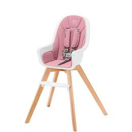 KinderKraft Tixi High chair+tray pink