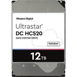 Western Digital Ultrastar DC HC520 12TB, 512e, SE, SAS 12Gb/s