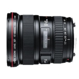 Canon EF 17-40mm F4.0L USM