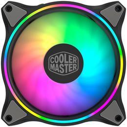 CoolerMaster Case Fan MasterFan MF120 Halo, 120mm