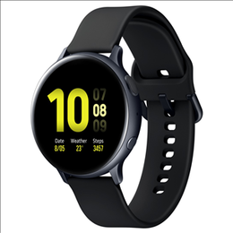 Samsung Galaxy Watch Active 2 Aluminium Black