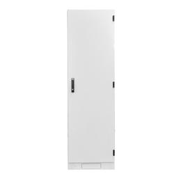 BKT Tööstuslik seadmekapp IP54 42U 2086x600x800 k,l,s, metalluks, sokkel, üks külgsein, hall