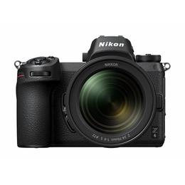Nikon Z6 + 24-70mm f4 KIT + Mount Adapter FTZ