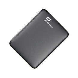Western Digital Elements Portable 2TB Black