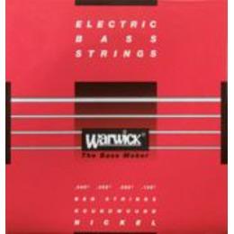 Warwick Warwick Red Strings Nickel 5 M-B