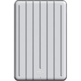 Silicon Power SSD Bolt B75 512GB USB 3.1 Silver