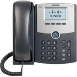 Cisco 1 Line IP Phone With Display, PoE, PC Port