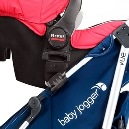 Baby Jogger  turvahälli adapter Vue Car Seat Adapter (Britax, BOB) 92122
