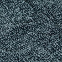 vidaXL pleed, puuvill, 125 x 150 cm, indigosinine 133752