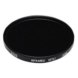 Hoya Filter Infrared R72 55mm