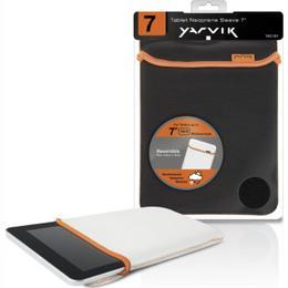 """Yarvik ümbris 7"""" tahvelarvutitele must/valge (AC101)"""