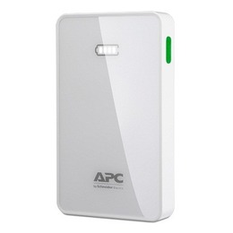 APC Mobile Power Pack 5000mAh White