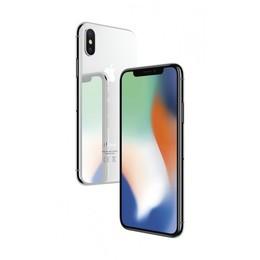 Apple Nutitelefon iPhone X 256GB Silver (Uuendatud)