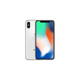Apple iPhone X 64 GB Silver (Grade B)