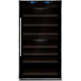 Caso  WineMaster Touch 66 Black