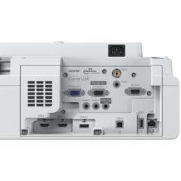 Epson EB-750F andmeprojektor Lakke paigaldatav 3600 ANSI luumenit 3LCD 1080p (1920x1080) Valge