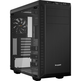 be quiet!  Pure Base 600 Midi-Tower - black Window