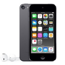 Apple  iPod touch 128GB 6th gen Grey
