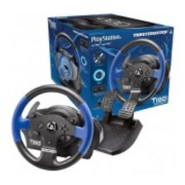 Thrustmaster T150 Force Feedback Wheel (PS4, PS3, PC)
