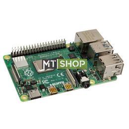 Raspberry Pi 4B, 4x 1,5 GHz, 4 GB RAM, WiFi & BT, SoC-Mini-Mainb