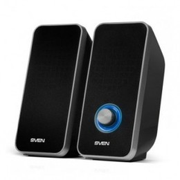 SVEN Speakers 325, black (USB)
