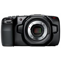 Blackmagic Pocket Cinema Camera 4K (Micro Four Thirds Mount)