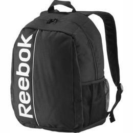 Reebok Sport Royal, Polyester, Black,White, Monotone, Back pocket, Zipper, 360 mm