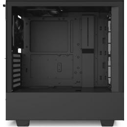 NZXT H510i black, glass window