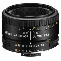 Nikon  Nikkor 50mm F1.8D AF F1.8D